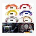 Car-styling 5M decoration thread sticker For Chery Tiggo Fulwin A1 A3 QQ E3 E5 G5 V7 EMGRAND EC7 EC7-RV EC8