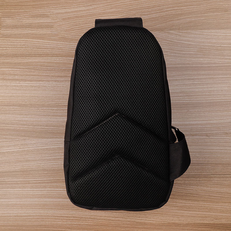 5PCS LOT New hot selling Chest bag Sling Bag Sports Chest Bag outdoor Crossbody Pack in Waist Packs from Luggage Bags