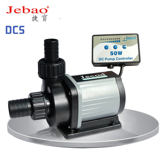 JEBAO DCS 2000 12000l/h Eco DC Pump: Water dispensing & Wave making.JEBAO fish tank inverter submersible water pump ECO DC  pump