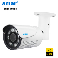 Smar Sony IP Camera 1080P HI3516C SONY IMX323 Auto Zoom 4X Motorized Lens 2 8mm 12mm
