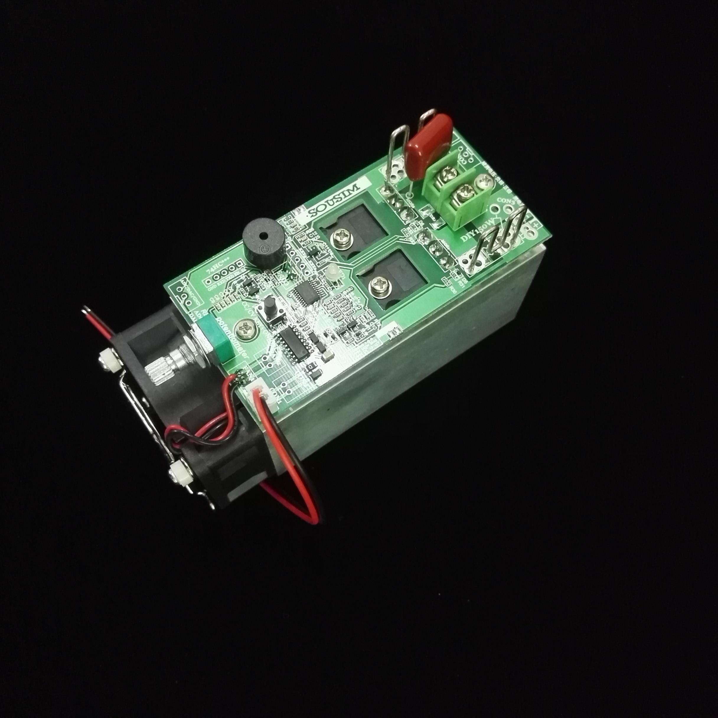 Adjustable Load Electronic Constant Voltage Current For More Detail Circuit Provides Constantcurrent Testing Resistance Substitutes Diy150w Standard Version