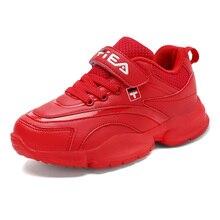 ילדים בני נעלי סניקרס סל garcon tenis infantil menino sapatos infantis kinderschoenen בנות chaussure enfant