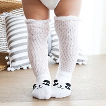 Summer Cotton Baby Socks Lace newborn Girl Socks Newborn Knee High Long Girls Socks Cartoon baby stuff for newborns autumn newborn weight and large for gestational age lga newborns