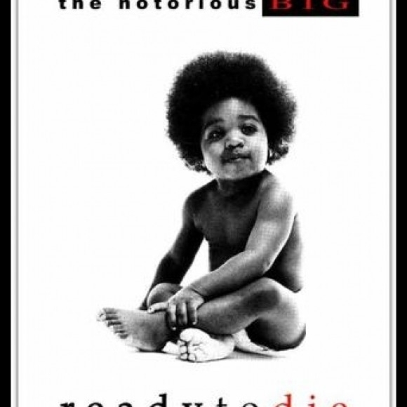 Notorious Big Ready To Die Laminated & Framed Poster (24 X 36)