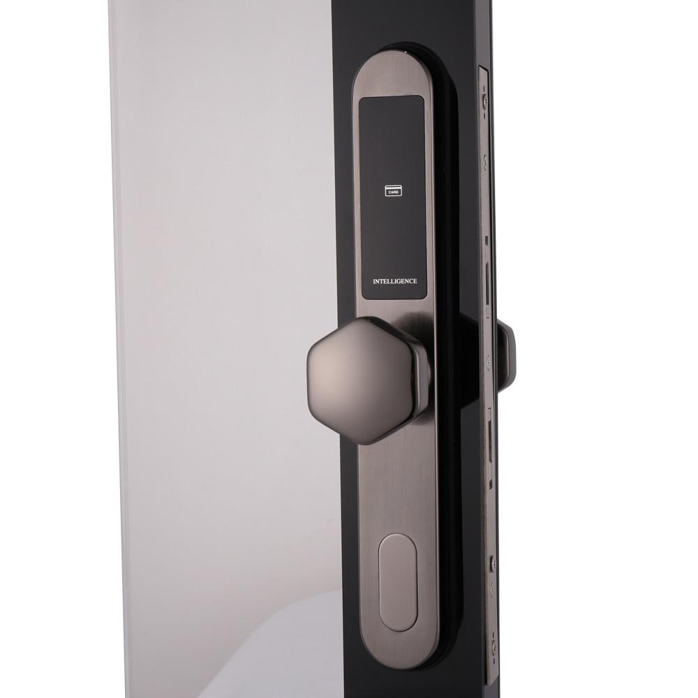 Electronic Sliding Door Lock,Smart Bluetooth Digital Keypad Code Keyless Door Lock,Password Keyless Door Lock Electronic keyless digital lock keypad password code spring bolt access electronic door locks l