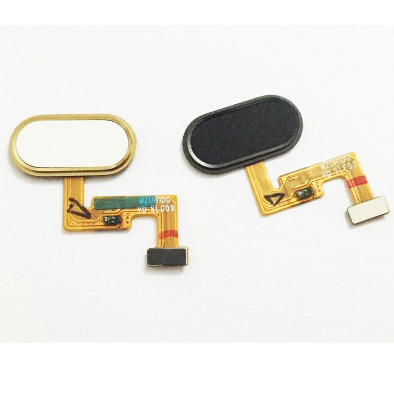 New Fingerprint Scanner For Meizu PRO 6 Plus Home Button Sensor Lock Touch ID Return Flex Cable Ribbon