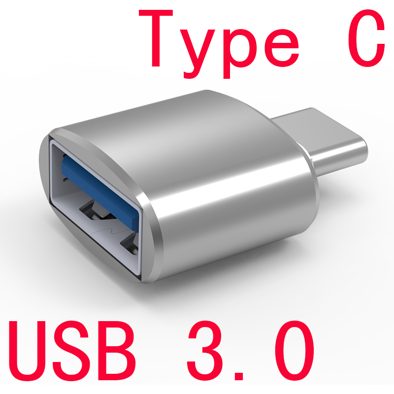 Thbelieve USB Type C OTG Tiny Phone Adapter USB-C To USB3.0 Converter Adaptateur For Macbook/For Huawei USB 3.0 To USBC OTG