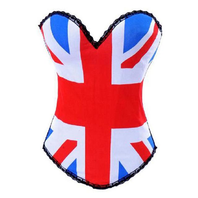 Entrenador cintura látex cintura Trainer korse rojo corset corpetes corsé atractivo del corsé de overbust fajas modeladoras reductoras
