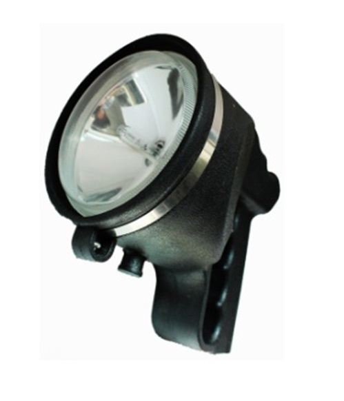 ФОТО 12V/35W 4 INCH HID Search Light HID Hunting lights for SUV Jeep Truck ATV HID XENON Fog Lights HID work light