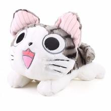 20 см Kawaii Chi Cat плюшевые игрушки милый кот Чи и мягкие животные куклы плюшевые животные игрушки подарок на день рождения для девочек Дети BF085