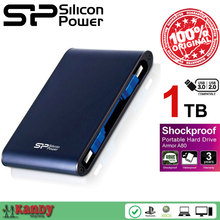 Silicon Power A80 1TB USB 3.0 external hard drive hdd 2.5 hd disco duro externo 1tb hard disk disque dur externe harici portable