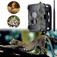 3G Mobile Trail Macchina Fotografica con 12MP HD Immagini di Immagine e Immagine 1080P Registrazione Video con Trasporto APP Remote controllo IP54 Impermeabile