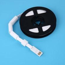 DC5V USB кемпинговая палатка Светодиодная лента струнная лампа перезаряжаемая наружная