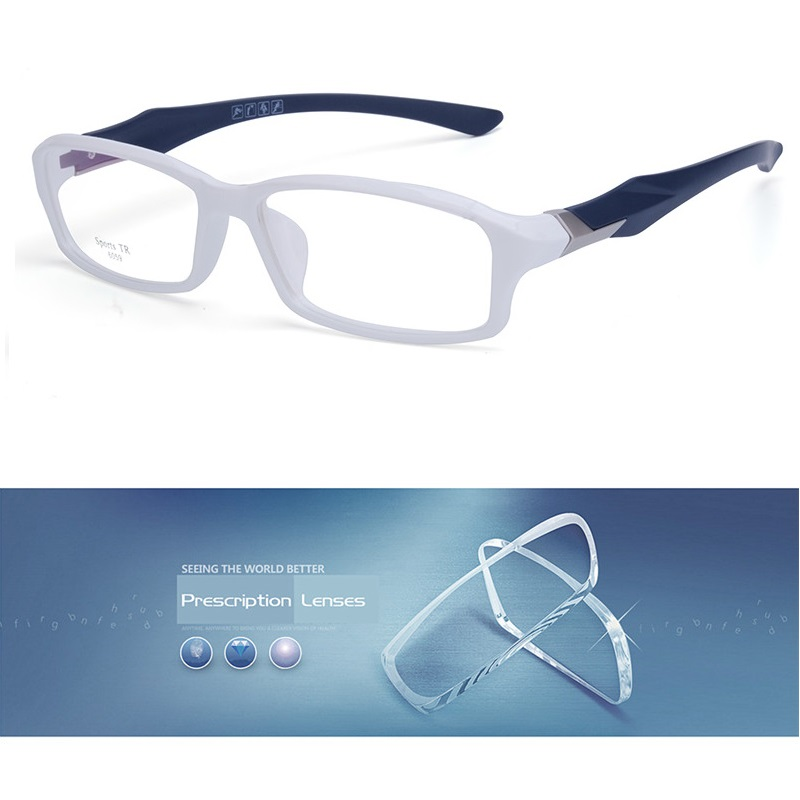 56 Blue Männer Myopi Dioptrien Brille Gläser Männlichen Vazrobe Uv Blue Orange Tr90 white Black 67 1 1 Verordnung Optische Index And Photochrome Anti 1 Black 61 Ray black Red shiny matte q0vndHH8x