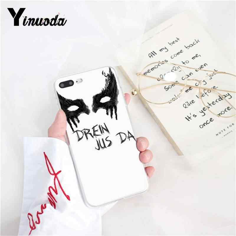 Yinuoda 100 Heda Lexa Truyền Hình Tự Vẽ Ốp Lưng Điện Thoại Iphone 6 6S 6 Plus 7 7 Plus 8 8Plus X XS Max 5 5s XR 11 11pro 11 Promax