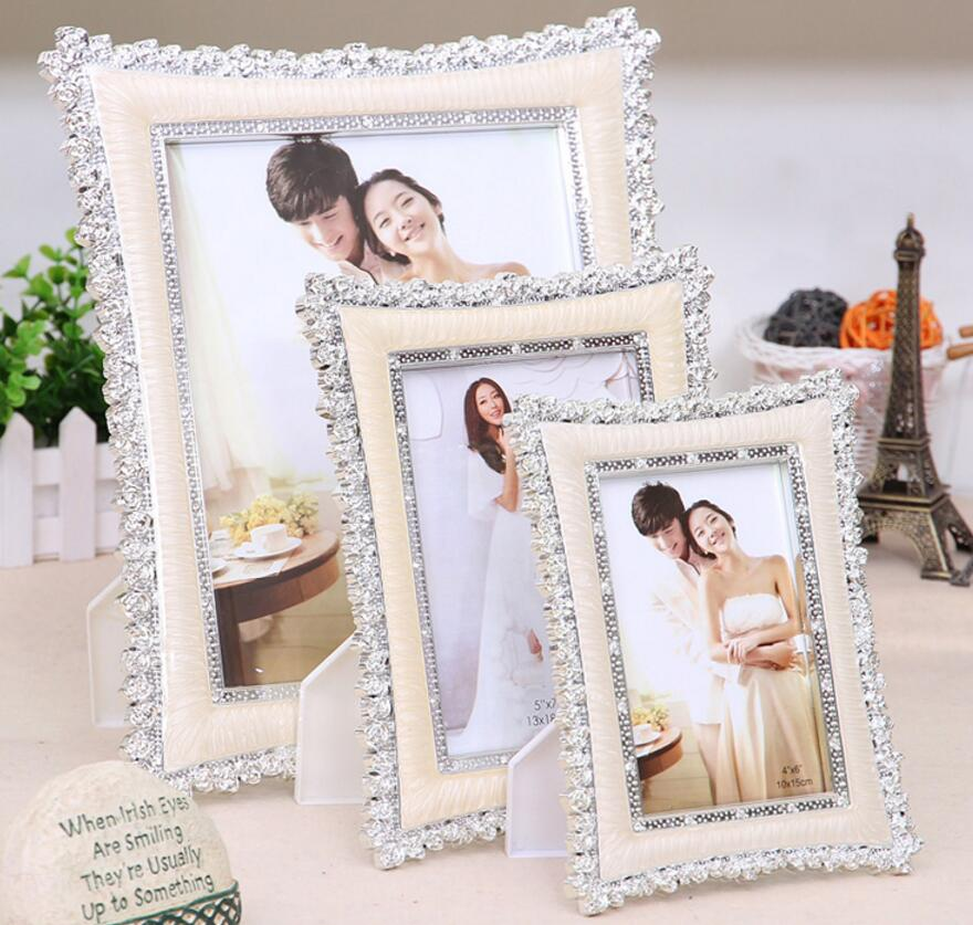 SUFEILE picture frame style photo frame wedding gift