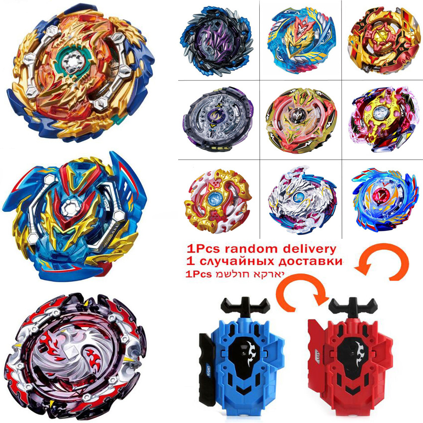 New <font><b>Beyblade</b></font> Burst <font><b>B</b></font>-139 <font><b>B</b></font>-142 <font><b>Beyblade</b></font> blades High Performance Battling Top Toys For Kids Bables Bayblade image