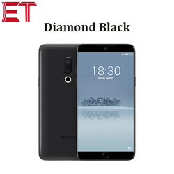 New Cellphone MEIZU 15 Mobiloe Phone 4G LTE 4GB RAM 64GB ROM Snapdragon 660 Octa Core 20MP 5.46 inch Capacitive Screen Android 7