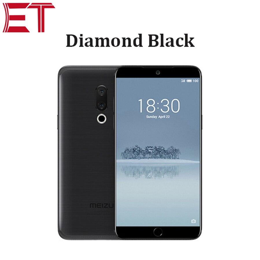 Nouveau téléphone portable MEIZU 15 Mobiloe téléphone 4G LTE 4 GB RAM 64 GB ROM Snapdragon 660 Octa Core 20MP 5.46 pouces écran capacitif Android 7