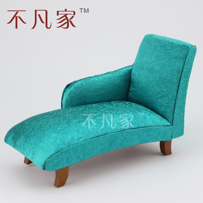 Fine 1 12 Scale Miniature Furniture Elegant Cloth Lovely Sofa For Dollhouse In Toys From Hobbies On Aliexpress Alibaba Group