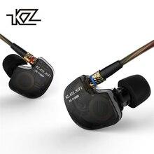 מקורי KZ אכל ATR ATE S קצה גבוה HIFI אוזניות בתוך אוזן אוזן וו אוזניות ספורט בס טלפון חובבי מוסיקה מיוחד שימוש Earbud