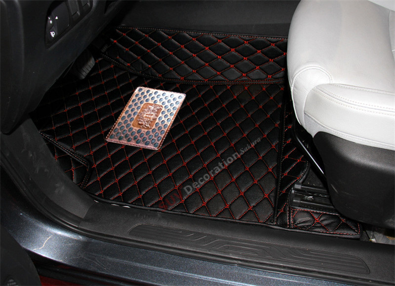 For Renault Koleos 2011 - 2015  Accessories Interior Leather Carpets Cover Car Foot Mat Floor Pad 1set margaret a weitekamp right stuff wrong sex – america s first women in space program