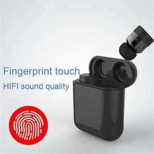 Image 4 - DOOLNNG T 1 Chống Nước Thể Thao Bluetooth Tai Nghe 5.0 TWS Không Dây Mini Vô Hình Cảm Ứng Điều Khiển Tai Nghe Cho