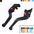 For YAMAHA XSR 700 2016 XSR 900 2016 XV 950 Racer 2016 Motorcycle Accessories short Brake Clutch Levers Black
