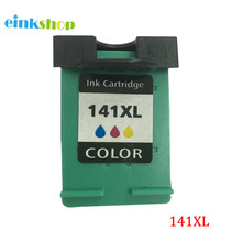 141 Ink Cartridge For HP Color for 5363 D4263 6413 J5783 C4283 C4343 C5283 D5363
