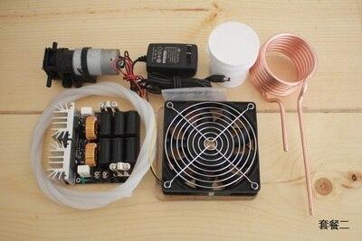 DHL gratuite acier creuset ZVS haute fréquence de chauffage par induction machine