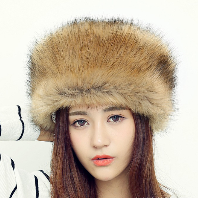 HT552 Women Men RACCOON Fur Cap Hats Fashion Warm Russian Fur Hats for Winter Luxury Female Russian Ushanka Hats Beanies for Men samsung rs 552 nruasl