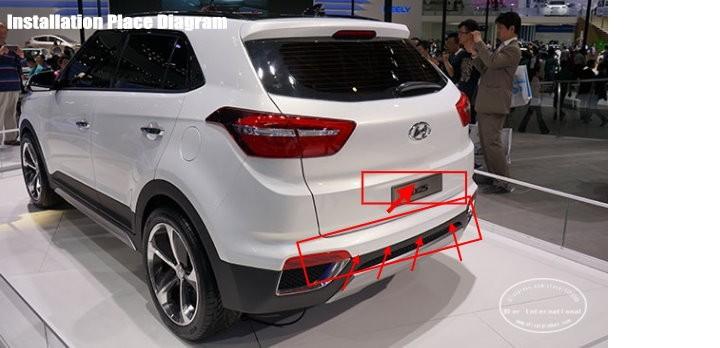 Hyundai-IX25-BIBI Alarm Parking System