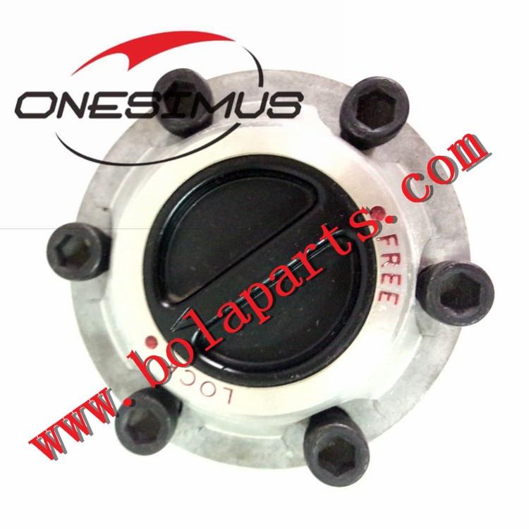 ФОТО 1 PC!!! wheel locking hub 31Teeth manuel 40250-01J01 for NISSAN Patrol Y60 Safari GQ,GU,