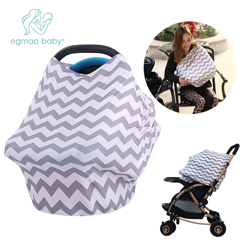 Multi Use Striped Stretchy Baby Shower Gift For Boys Girls