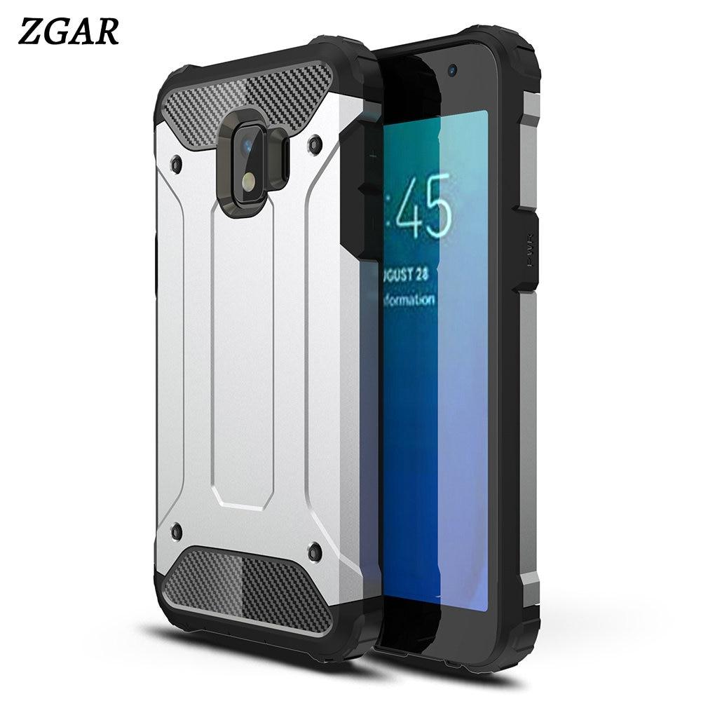 Gehorsam Hard Case Für Samsung Galaxy J2 Core Anti Knock Abdeckungen J2core Harte Celular Handy Taschen Fällen Für Samsung Galaxy J2 Core Zgar Angepasste Hüllen