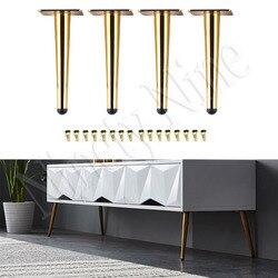 4 pés da mobília dos pces pernas do sofá 20 cm pés da mobília pés de substituição com perna para o sofá do armário banco de mesa de café otomano