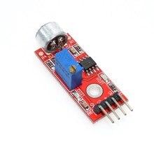 Высокочувствительный звуковой микрофон модуль обнаружения датчика для Arduino AVR PIC