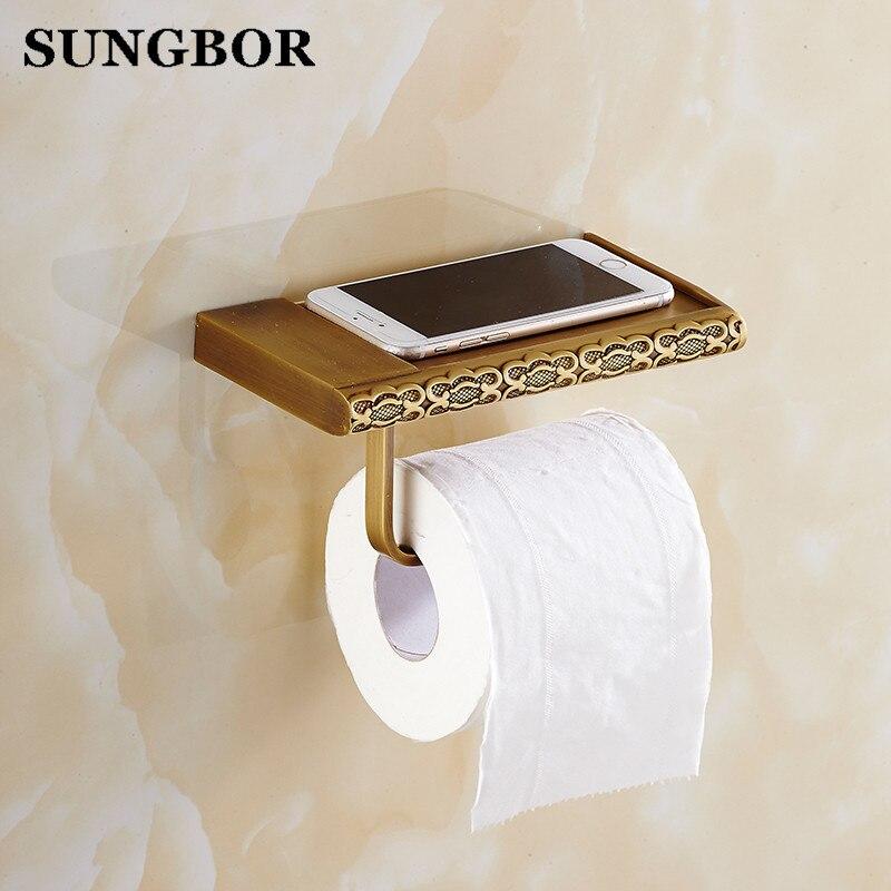 https://ae01.alicdn.com/kf/HTB1uVE0SpXXXXbOapXXq6xXFXXXt/Twin-Bloemen-Serie-Carving-Zwart-Messing-Wc-papier-Houders-Mobiele-Telefoon-Houder-Badkamer-Accessoires-Papier-Plank.jpg