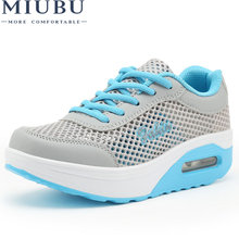Miubu женская обувь 2020 Новая мода женские кроссовки светильник