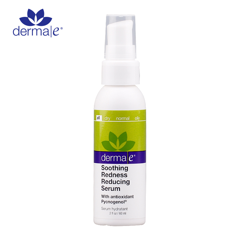 ERMA E SOOTHING SERUM WITH ANTI-AGING PYCNOGENOL GLUTEN FREE REDNESS CARE