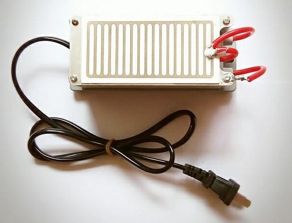 Free shipping/DC12V/AC110V/AC220/10g Ceramic Plate Ozone Generator/Generado De Ozono Quick Deodorization/US/AU/EU/UK/ Plug au soleil de saint tropez футболка