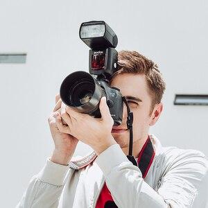 Image 3 - Godox TT685C TT685N TT685S TT685F TT685o TTL HSS Kamera Speedlite Flashwith X1T Trigger für Nikon Canon Nikon Sony Olympus Fuji