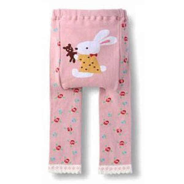 Bebé niños PP pantalones largos pantalones de dibujos animados Legging pantalones de algodón de alta calidad niños niñas Pantalones