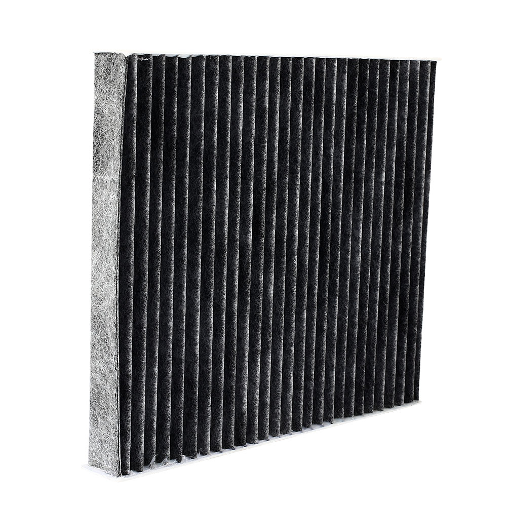 Vehemo воздушный фильтр для салона с активированным углем очиститель для салона автомобиля волокно прочный сменный воздушный фильтр автомобиля