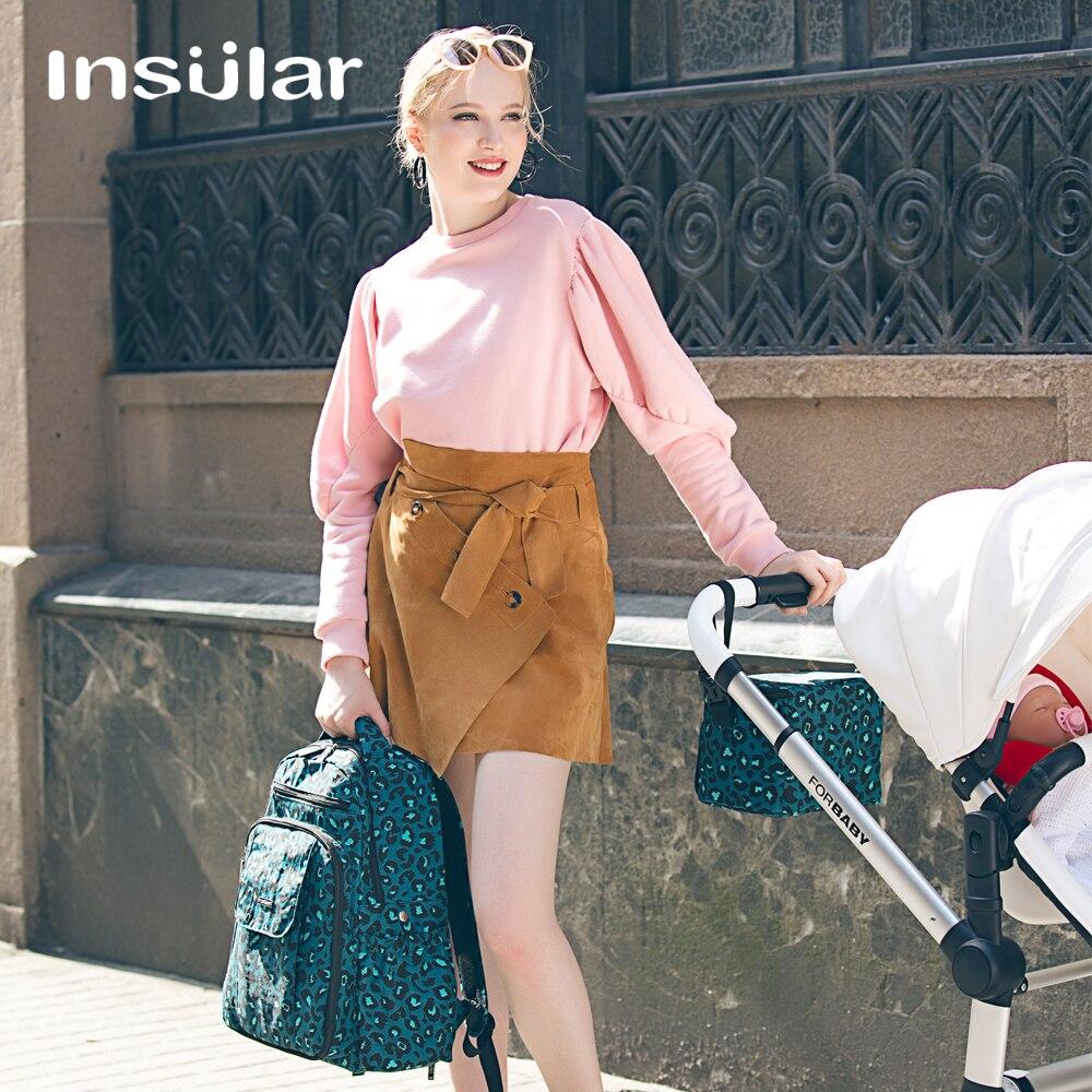 Couche-culotte isolante pour bébé sac à langer mère momie sac à couches mochila maternidade land sunveno sac à couches livraison gratuite
