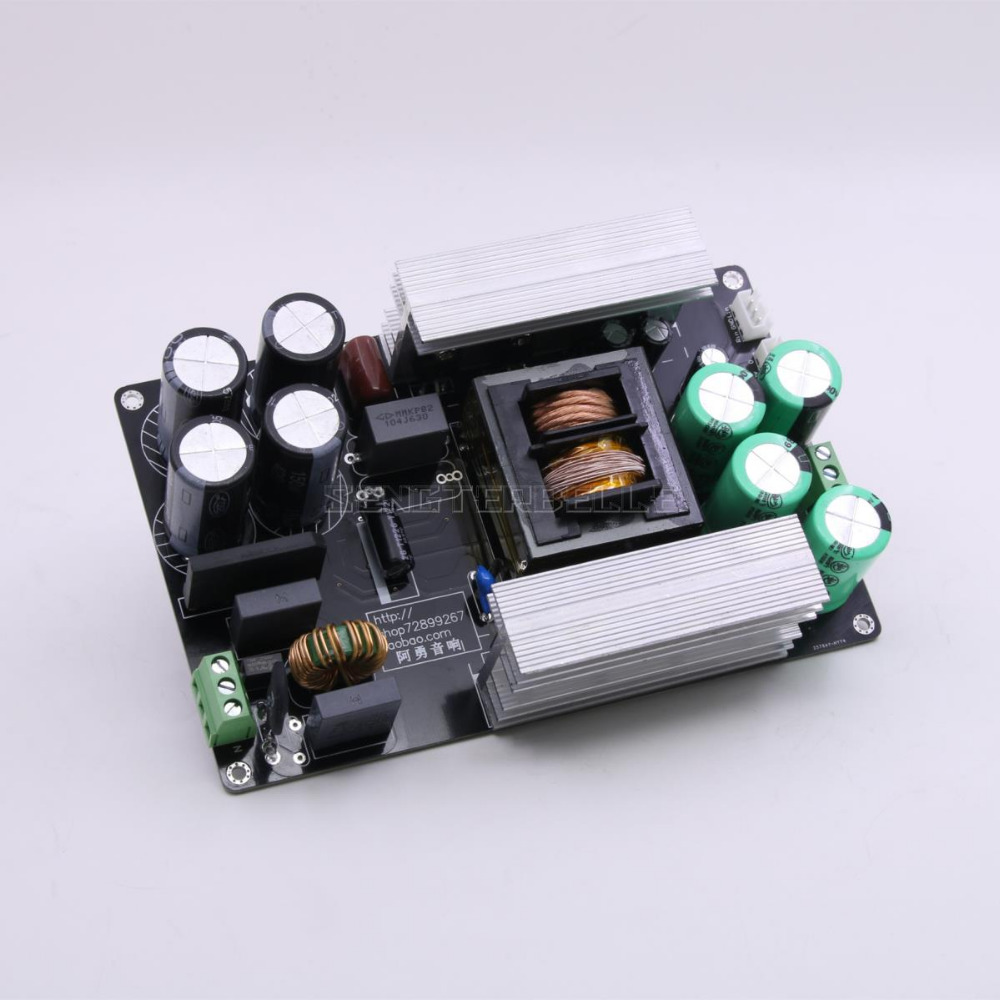 1000W LLC Soft Switching Power Supply HiFi Audio Amplifier PSU Board 1000VA DC50V DC60V DC65V
