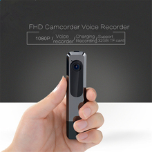 Чаринг и непрерывной записи 1080 P FHD Full HD Mini DV камеры мини видеокамера Pen камера диктофон Mini DV