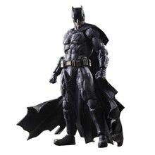 SQUARE ENIX Play Arts KAI Batman v Superman L'aube de Justice NO 1 Batman PVC Action Figure Collection Modèle Jouet 25 cm KT2897