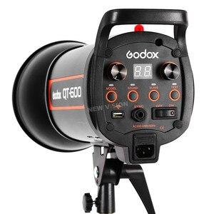 Image 5 - Godox QT600 600WS Fotografie Studio Flash Monolight Strobe Photo Flash SpeedLight Licht
