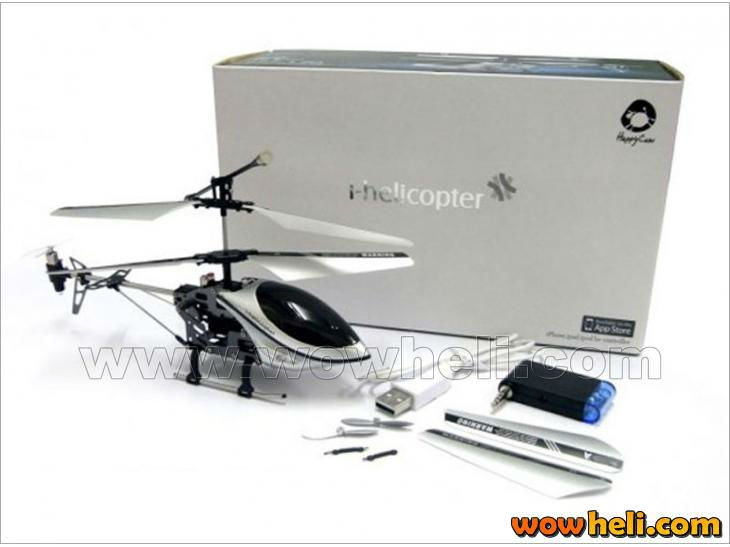 NEW 3ch I-Helicopter phone iphone android rc helicopter quadcopter drone 777-170 remote radio control NSWB